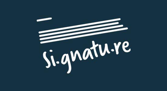 Si.gnatu.re - HTML Email Signatures